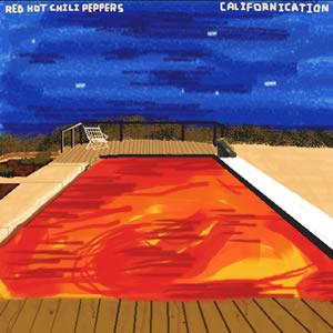 Red Hot Chili Pepper Californication